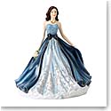 Royal Doulton China Pretty Ladies 2017 Figure of the Year, Happy Birthday