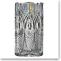 "Waterford Crystal, Matt Kehoe Dungarvan Abbeyside Oval 14"" Crystal Vase, Limited Edition of 400"