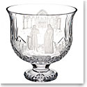 "Waterford Crystal, House of Waterford Princess Aoife Footed 10"" Crystal Bowl, Limited Edition of 60"