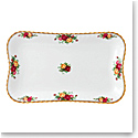"""Royal Albert Old Counrty Roses Tray 13"""""""