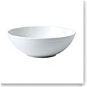 "Wedgwood Jasper Conran White Strata Cereal Bowl 6.7"""