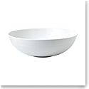 """Wedgwood Jasper Conran White Strata Serving Bowl 11.8"""""""