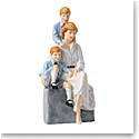 Royal Doulton Royals Remembering Diana A Loving Mother, Limited Edition