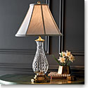 "Waterford Crystal, Ashbrooke 27 1/2"" Table Lamp"