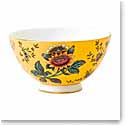 Wedgwood Wonderlust Yellow Tonquin Bowl