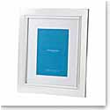 "Wedgwood Silver, Simply Wish 8""x10"" Picture Frame"