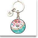 Wedgwood Wonderlust Key Ring, Camellia