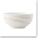 "Vera Wang Wedgwood Vera Venato Imperial Soup, Cereal Bowl 6"""