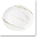 "Vera Wang Wedgwood Vera Venato Imperial Oval Platter 13.75"""