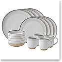 Royal Doulton Ellen DeGeneres White Brushed Glaze 16 Piece Set