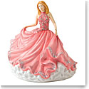 Royal Doulton China Pretty Ladies Sweet Minuet, Crystal Ball Phase 3