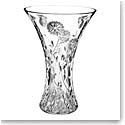 "Waterford Crystal, House of Waterford Matt Kehoe Dahlia 14"" Crystal Vase, Limited Edition of 400"