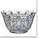 "Waterford Crystal, House of Waterford Maritana 12"" Crystal Bowl, Limited Edition of 200"