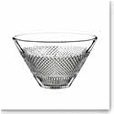 "Waterford Crystal, Diamond Line 8"" Crystal Bowl"