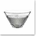 "Waterford Crystal, Diamond Line 8"" Crystal Bowl"