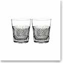Waterford Crystal, Diamond Line DOF Tumblers, Pair