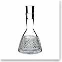Waterford Crystal, Diamond Line Crystal Decanter