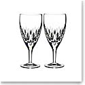 Waterford Crystal, Ardan Enis Crystal Iced Beverage, Pair