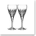 Waterford Crystal, Mara Crystal Wine, Pair