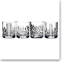 Waterford Crystal, Lismore Revolution Tumbler, Set of Four