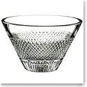 "Waterford Diamond Line 5"" Nut Bowl"