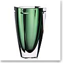 "Waterford Crystal, W Fern 7"" Crystal Vase"