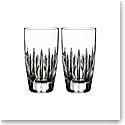 Waterford Crystal, Ardan Mara Hiball Tumbler, Pair