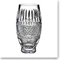 "Waterford House of Waterford Trilogy Irish Lace 12"" Vase"