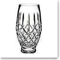 "Waterford Crystal, House of Waterford Trilogy Araglin 12"" Crystal Vase"