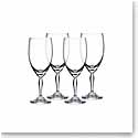 Marquis by Waterford Crystal, Ventura Crystal Iced Beverage, Set of 4