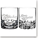 Waterford Crystal, Retro Whiskey and Water DOF Tumblers, Pair