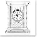 Waterford Atrium Crystal Clock