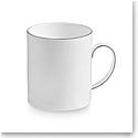Vera Wang Wedgwood Blanc Sur Blanc Mug 15oz.