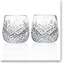 Waterford Sullivan Double Shot Crystal Glasses, Pair