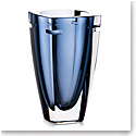 "Waterford Crystal, W Sky 7"" Crystal Vase"