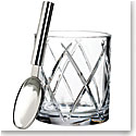 Waterford Crystal, Olann Crystal Ice Bucket With Scoop