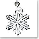 Waterford 2018 Mini Snowflake Ornament