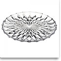"Marquis by Waterford Medforde 12"" Crystal Tray"