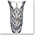 "Marquis by Waterford Lacey 9"" Crystal Vase"
