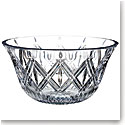 "Marquis by Waterford Lacey Crystal 9"" Bowl"