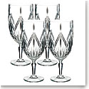 Marquis by Waterford Lacey Crystal Iced Beverage Glasses, Set of Four