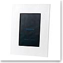 Wedgwood China White Folia Frame 5x7
