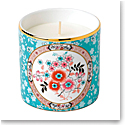 Wedgwood China Wonderlust Camellia Candle, Green Tea and Aloe