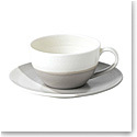 Royal Doulton Coffee Studio Cappuccino Cup and Saucer Set 9 Oz