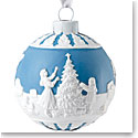 Wedgwood 2018 Dressing the Christmas Tree Ball Ornament