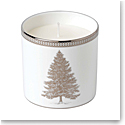 Wedgwood 2018 Winter White Christmas Candle Earl Grey and Chocolate