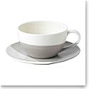 Royal Doulton Coffee Studio Latte Cup and Saucer Set 15 Oz