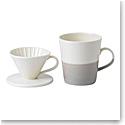Royal Doulton Coffee Studio Single Pour Over Set 19 Oz