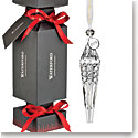 Waterford Crystal 2018 Giftology Holiday Cracker with Icicle Ornament