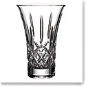 "Waterford Crystal, Lismore 8"" Flared Vase, Clear"